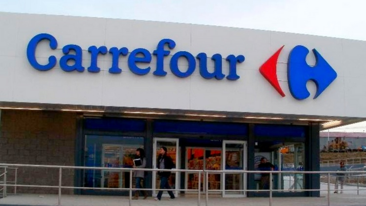 la cadena de supermercados carrefour despidi a 50 trabajadores en paran. Black Bedroom Furniture Sets. Home Design Ideas