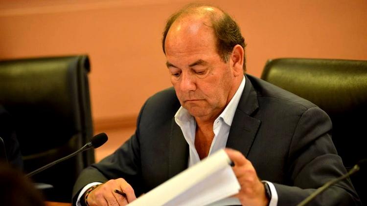 Diputado Alejandro Bahler (UNA - Frente Renovador)
